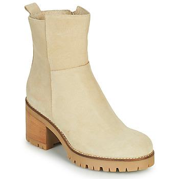 Schuhe Damen Boots Sweet Lemon PIABLO Beige