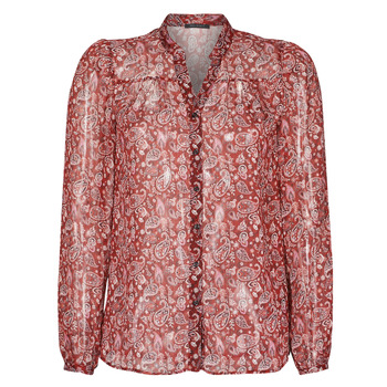 Kleidung Damen Hemden Ikks POULIO Rot