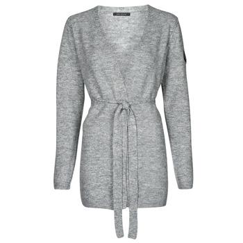 Kleidung Damen Strickjacken Ikks GROWNI Grau