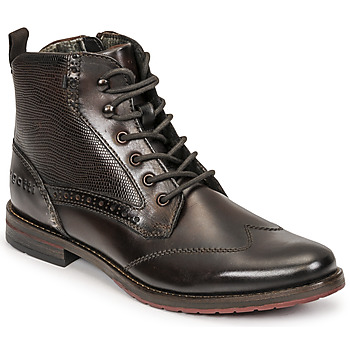 Schuhe Herren Boots Bugatti LUSSORIO EVO Braun