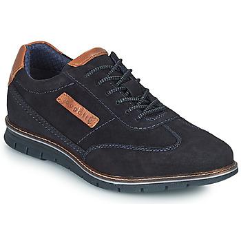 Schuhe Herren Derby-Schuhe Bugatti SIMONE COMFORT Marine