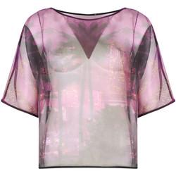 Kleidung Damen Tops / Blusen Patrizia Pepe  Violett