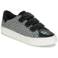 Schuhe Damen Sneaker Low No Name ARCADE STRAPS Grau