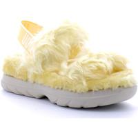 Schuhe Damen Hausschuhe UGG  Jaune
