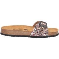 Schuhe Mädchen Pantoffel Plakton 130001 Sandalen Kind MULTI MULTI