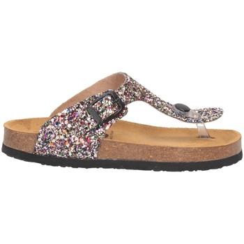 Schuhe Mädchen Zehensandalen Plakton 131671 Sandalen Kind MULTI MULTI