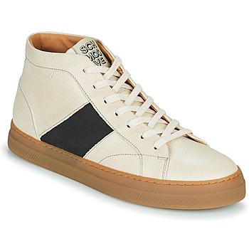 Schuhe Herren Sneaker High Schmoove SPARK LOW BOOTS Beige