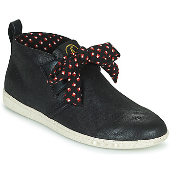 Schuhe Damen Sneaker High Armistice STONE MID CUT W Schwarz