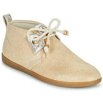 Schuhe Damen Sneaker High Armistice STONE MID CUT W Beige