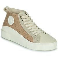 Schuhe Damen Sneaker High Armistice FOXY MID LACE W Beige