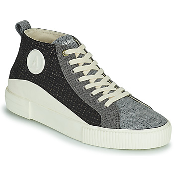 Schuhe Herren Sneaker High Armistice FOXY MID LACE M Schwarz
