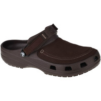 Schuhe Herren Pantoletten / Clogs Crocs Classic Yukon Vista II Clog Braun