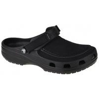 Schuhe Herren Pantoletten / Clogs Crocs Classic Yukon Vista II Clog Schwarz