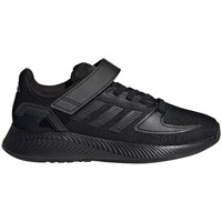 Schuhe Kinder Laufschuhe adidas Originals Runfalcon 20 C Schwarz