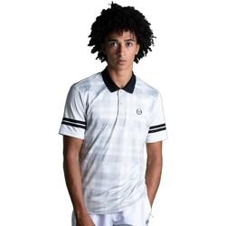 Kleidung Herren Polohemden Sergio Tacchini Polo  Allan white