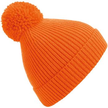 Accessoires Mütze Beechfield B382 Orange