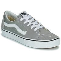 Schuhe Damen Sneaker Low Vans SK8-LOW Grau