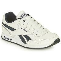 Schuhe Jungen Sneaker Low Reebok Classic REEBOK ROYAL CLJOG Weiss / Schwarz