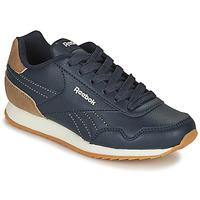 Schuhe Kinder Sneaker Low Reebok Classic REEBOK ROYAL CLJOG Marine / Braun