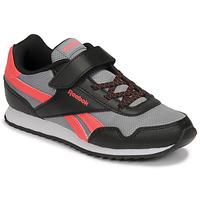Schuhe Jungen Sneaker Low Reebok Classic REEBOK ROYAL CLJOG Schwarz / Rot