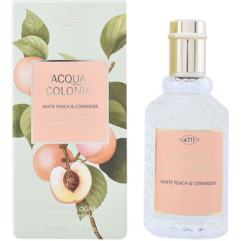 Beauty Eau de toilette  4711 Acqua Cologne White Peach & Coriander Edc Zerstäuber  50 ml
