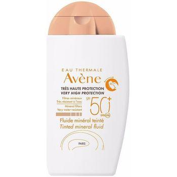 Beauty Sonnenschutz & Sonnenpflege Avene Solaire Haute Protection Fluide Minéral Teinté Spf50+ 40ml