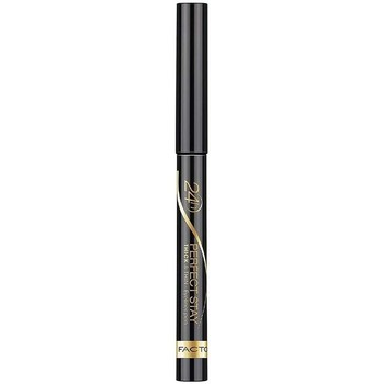 Beauty Damen Eyeliner Max Factor Perfect 24h Stay Thick And ThinEyeliner Pen 24h 090-black
