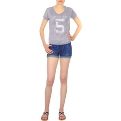Kleidung Damen Shorts / Bermudas School Rag SAILOR COMFORT Blau