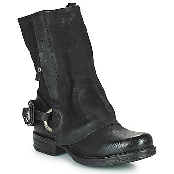 Schuhe Damen Boots Airstep / A.S.98 SAINT EC Schwarz