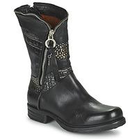 Schuhe Damen Boots Airstep / A.S.98 SAINTEC CO Schwarz