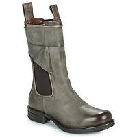 Schuhe Damen Boots Airstep / A.S.98 SAINTEC CHELS Grau