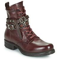 Schuhe Damen Boots Airstep / A.S.98 SAINTEC BRIDE Bordeaux