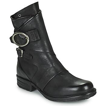 Schuhe Damen Boots Airstep / A.S.98 SAINTEC DOUBLE Schwarz