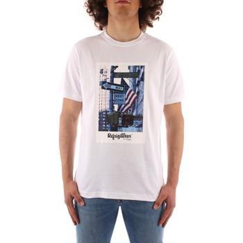 Kleidung Herren T-Shirts Refrigiwear JE9101-T24400 WEISS