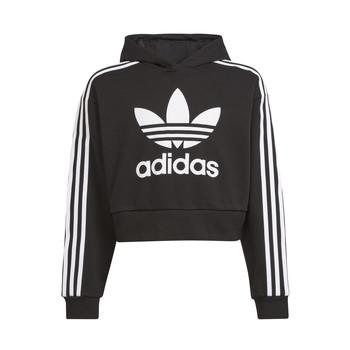Kleidung Kinder Sweatshirts adidas Originals THRENI Schwarz