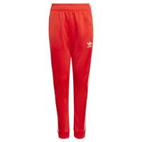 Kleidung Kinder Jogginghosen adidas Originals HANA Rot