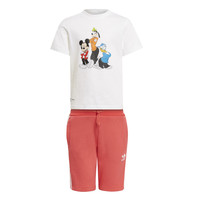 Kleidung Kinder Kleider & Outfits adidas Originals BONNUR Multicolor