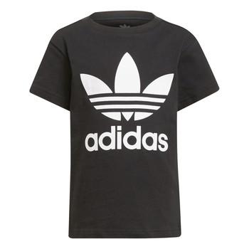 Kleidung Kinder T-Shirts adidas Originals CHANTIS Schwarz