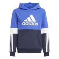 Kleidung Jungen Sweatshirts adidas Performance NADJET Marine / Schwarz