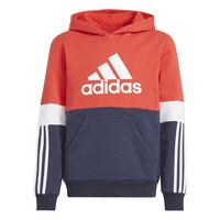 Kleidung Jungen Sweatshirts adidas Performance SOLEDAD Rot / Marine