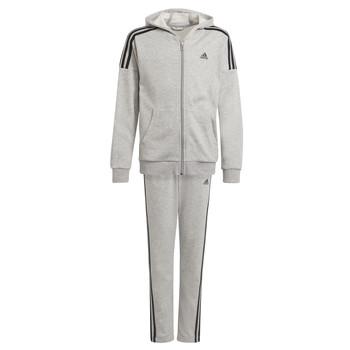 Kleidung Jungen Jogginganzüge adidas Performance JULIA Grau