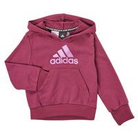 Kleidung Mädchen Sweatshirts adidas Performance MARINE Rose