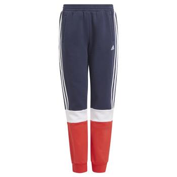 Kleidung Jungen Jogginghosen adidas Performance ALMANA Marine / Rot
