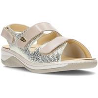Schuhe Damen Sandalen / Sandaletten Dtorres JULIA 2021 GOLD