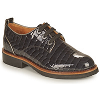 Schuhe Damen Derby-Schuhe Mam'Zelle JAVA Schwarz