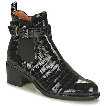 Schuhe Damen Boots Mam'Zelle LOPEZ Schwarz