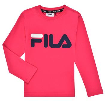 Kleidung Mädchen Langarmshirts Fila ESPIN Rose