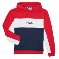 Kleidung Mädchen Sweatshirts Fila POLLY Rot / Marine