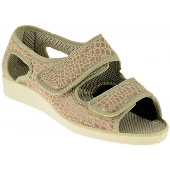 Schuhe Damen Pantoletten / Clogs Davema ART 160 orthopaedische Multicolor
