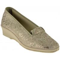 Schuhe Damen Pantoletten / Clogs Davema ART 886 orthopaedische Multicolor